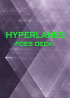 HYPERLANES Foes Deck