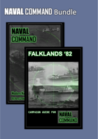 Naval Command + Falklands Supplement [BUNDLE]