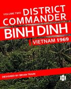 District Commander Binh Dinh
