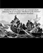 Heathen Wrath & Ragnarok - 5e Norse Campaign drafts