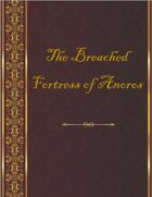 The Breached Fortress of Anoros