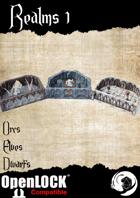 Axolote Tiles - Realms 1
