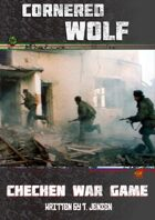 Cornered Wolf (Chechen Wars)