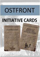 Ostfront Initiative Cards