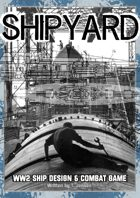 Shipyard (WW2 Ship Design & Combat)