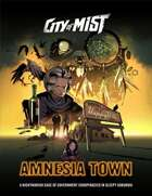 City of Mist Case: Amnesia Town