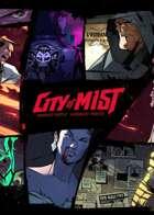 City of Mist Garage - Villain Template