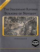 The Descendant Revenge: Burning of Novikov