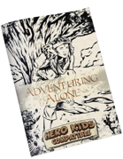 Adventuring Alone