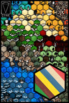Hex Kit: Traveling Through Dangerous Scenery Tileset