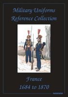 France Military Uniforms Reference Collection