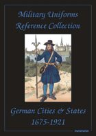 German Cities & States Military Uniforms Reference Collection