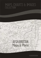 The British In Afghanistan: Maps Collection