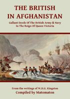 The British In Afghanistan: Maps, Book, Illustrations & Photographs [BUNDLE]