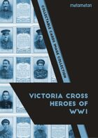 Victoria Cross Heroes Of WW1 Collectable Cards Image Collection