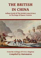 The British In China: Maps & Book [BUNDLE]
