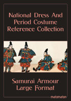 Samurai Armour: Large Format National Dress & Period Costume Reference Collection