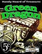 Handy Hoard of Treasure: Green Dragon