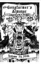 2016 Gongfarmer's Almanac, Volume #6