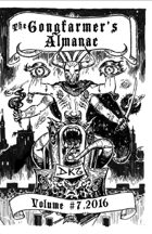 2016 Gongfarmer's Almanac, Volume #7