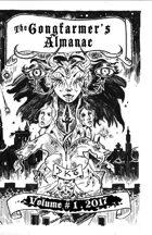 2017 Gongfarmer's Almanac, Volume #1