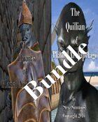 The Duarf & Quillian of Planet Archipelago [BUNDLE]