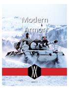 Modern Armor 2nd Edition