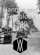 Armored Fist Scenario - Hannut and Gembloux 1940