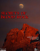 Secrets of Blood Rock - FREE TASTER