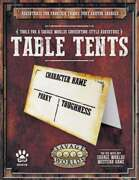 Western Table Tents