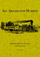 All Aboard for Murder! — a train-based scenario for Ryuutama