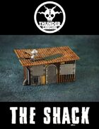 Post Apocalyptic Shack