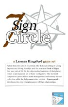 7 Sign Circle