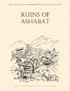 Adventure Framework 28: Ruins of Ashabat
