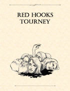 Adventure Framework 09: Red Hooks Tourney