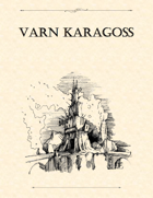 Adventure Framework 22: Varn Karagoss