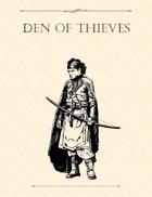Adventure Framework 36: Den of Thieves