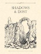 Adventure Framework 37: Shadows & Dust