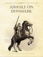 Adventure Framework 51: Assault on Dunmark