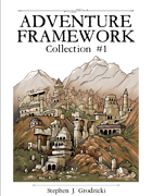 Adventure Framework Collection #1
