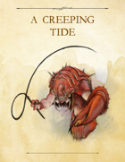 Adventure Framework 52: A Creeping Tide