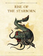 Adventure Framework 54: Rise of the Starborn