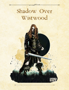 Adventure Framework 56: Shadow Over Wistwood
