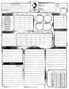 Lowlife 2090 Character Sheet