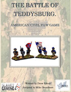 Battle of Teddysburg - Beta test rules