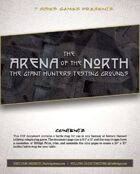 The Arena of the North – 24 x 30 Battle Map
