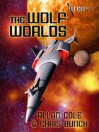 The Wolf Worlds (Sten #2)