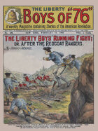 The Liberty Boys' Running Fight