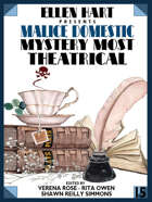 Ellen Hart Presents Malice Domestic 15: Mystery Most Theatrical