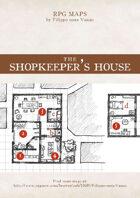 The Shopkeeper's House
